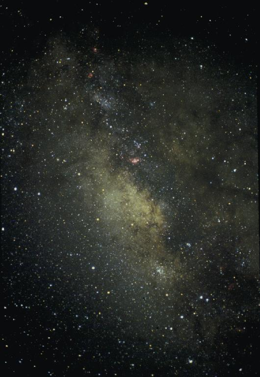 [Galactic Center, W. Keel]